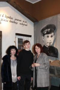 Семейное фото на память